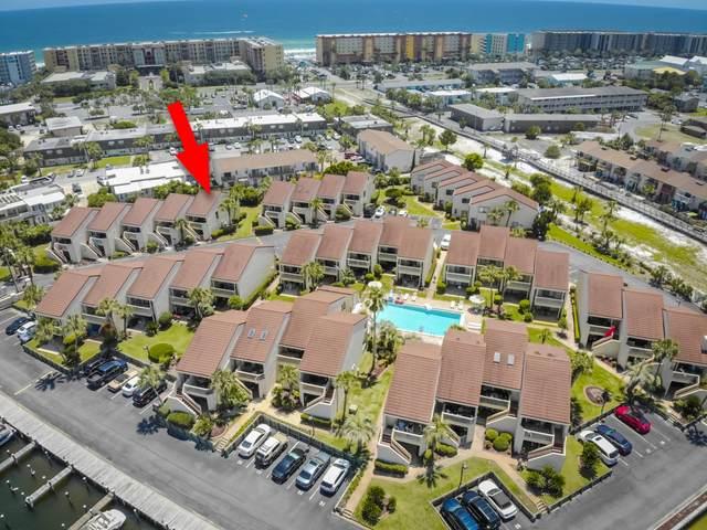 228 Amberjack Drive Unit 30, Fort Walton Beach, FL 32548 (MLS #847225) :: ResortQuest Real Estate