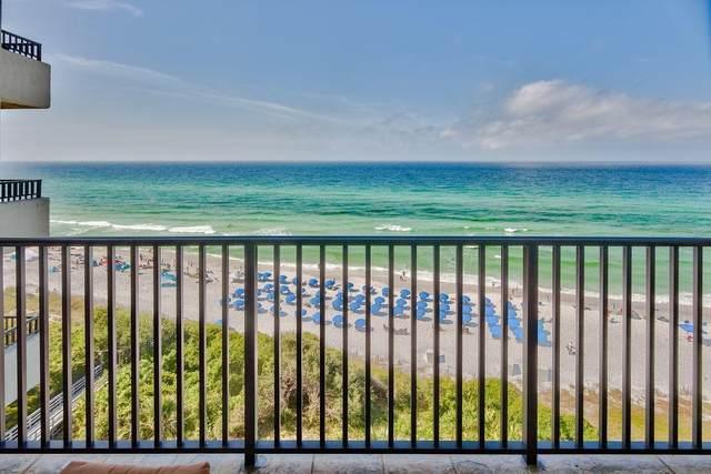 4100 E Co Highway 30-A #807, Santa Rosa Beach, FL 32459 (MLS #847251) :: Beachside Luxury Realty