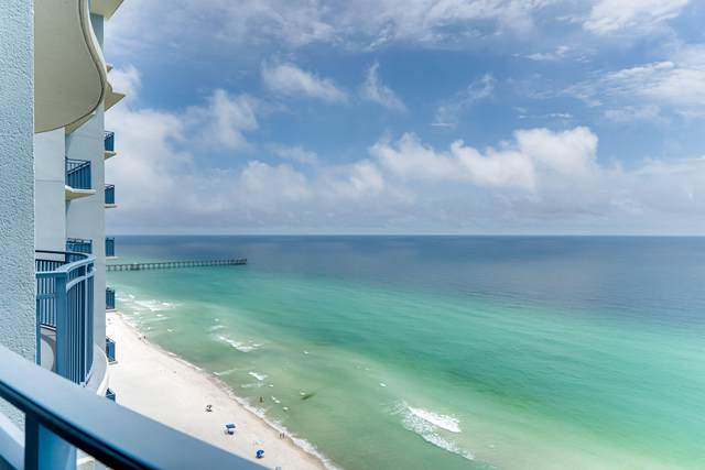 16701 Front Beach Road Unit 2105, Panama City Beach, FL 32413 (MLS #847264) :: Counts Real Estate on 30A