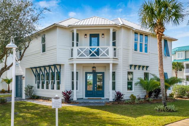 12 Jessa Place, Santa Rosa Beach, FL 32459 (MLS #847281) :: Scenic Sotheby's International Realty