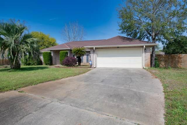 6904 Sea Shark Circle, Navarre, FL 32566 (MLS #847284) :: Linda Miller Real Estate