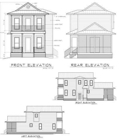 TBD W Lot 12 Georgie West Street, Santa Rosa Beach, FL 32459 (MLS #847285) :: Coastal Luxury