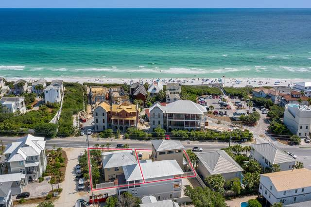3501 E County Hwy 30A, Santa Rosa Beach, FL 32459 (MLS #847302) :: Linda Miller Real Estate