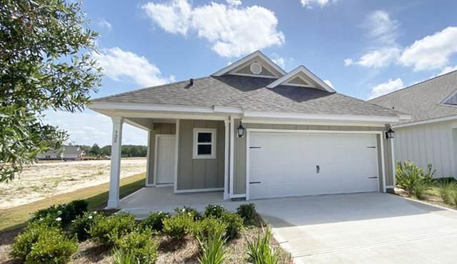 328 Lightning Bug Lane Lot 74, Freeport, FL 32439 (MLS #847308) :: Berkshire Hathaway HomeServices Beach Properties of Florida