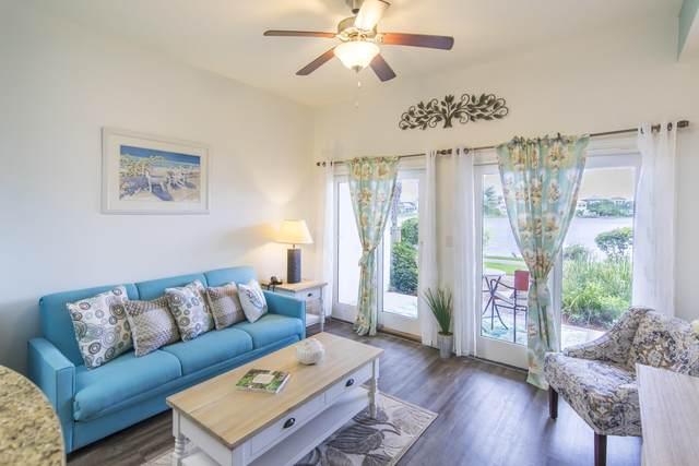 114 Carillon Market Street #113, Panama City Beach, FL 32413 (MLS #847309) :: Somers & Company