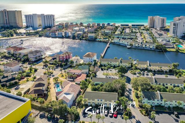 940 E Highway 98 Unit 39, Destin, FL 32541 (MLS #847315) :: Coastal Luxury