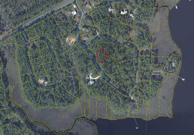 TBD Bayside Drive, Freeport, FL 32439 (MLS #847316) :: Berkshire Hathaway HomeServices Beach Properties of Florida