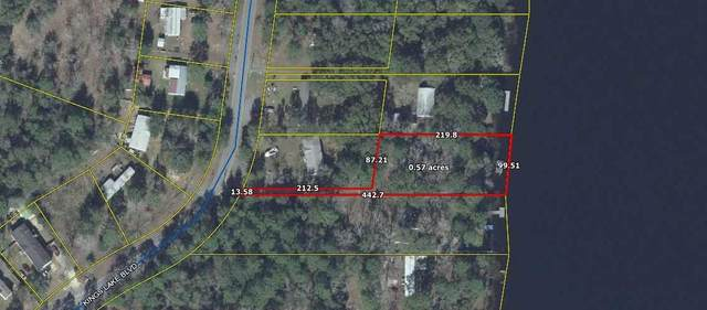 Lot 33 King Lake Boulevard, Defuniak Springs, FL 32433 (MLS #847326) :: ENGEL & VÖLKERS