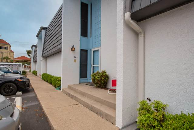 4 Miracle Strip Parkway Unit 24, Fort Walton Beach, FL 32548 (MLS #847334) :: Classic Luxury Real Estate, LLC