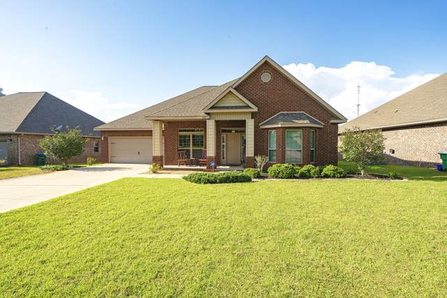 230 Paradise Palm Circle, Crestview, FL 32536 (MLS #847361) :: The Beach Group