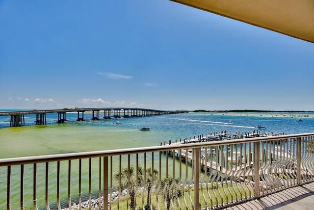 5 Calhoun Avenue #403, Destin, FL 32541 (MLS #847369) :: Berkshire Hathaway HomeServices Beach Properties of Florida