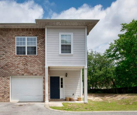 643 Gap Creek Drive #643, Fort Walton Beach, FL 32548 (MLS #847373) :: Better Homes & Gardens Real Estate Emerald Coast