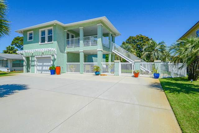 132 Belaire Drive, Panama City Beach, FL 32413 (MLS #847396) :: Somers & Company