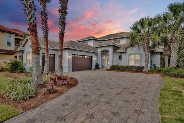 68 Tranquility Lane, Destin, FL 32541 (MLS #847400) :: Classic Luxury Real Estate, LLC