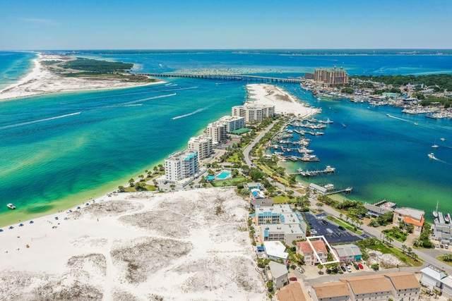 128 Gulf Winds Court, Destin, FL 32541 (MLS #847407) :: The Beach Group