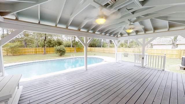 6265 E Bay Boulevard, Gulf Breeze, FL 32563 (MLS #847451) :: Coastal Lifestyle Realty Group