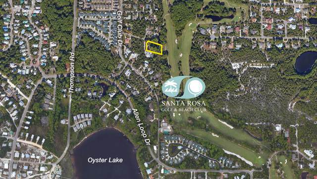 Lot 24 1st Court, Santa Rosa Beach, FL 32459 (MLS #847455) :: Berkshire Hathaway HomeServices Beach Properties of Florida