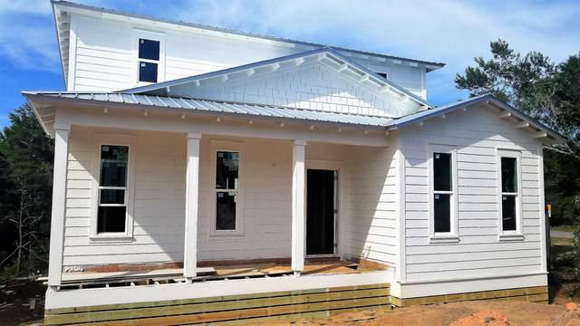 21 Seabeeze Boulevard 30A, Inlet Beach, FL 32461 (MLS #847464) :: Linda Miller Real Estate