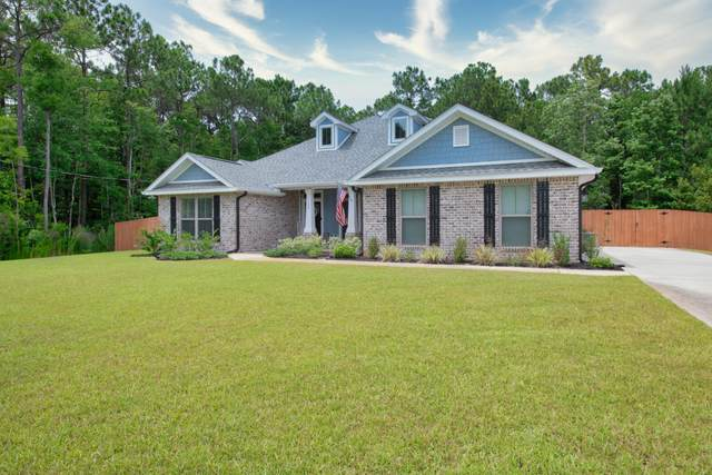 7136 Manatee Street, Navarre, FL 32566 (MLS #847479) :: 30a Beach Homes For Sale