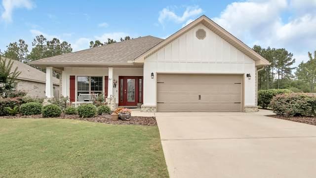 261 Whitman Way, Freeport, FL 32439 (MLS #847488) :: Berkshire Hathaway HomeServices Beach Properties of Florida