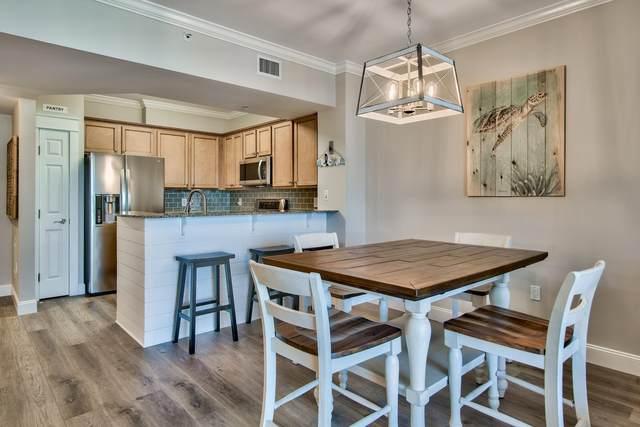 4203 Indian Bayou Trail Unit 1206, Destin, FL 32541 (MLS #847501) :: ResortQuest Real Estate