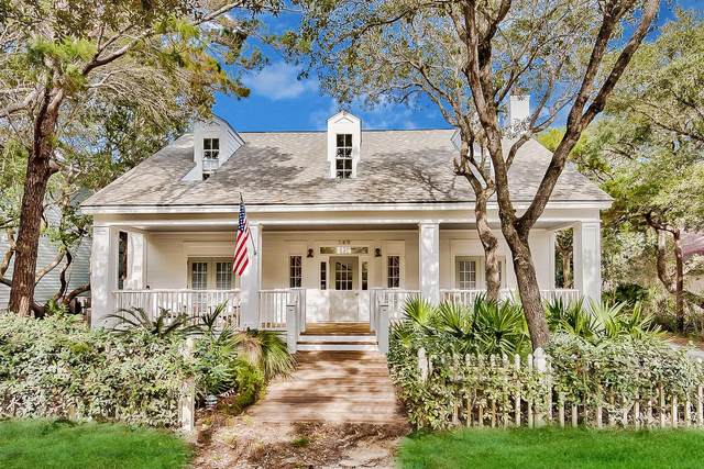 149 E Grove Avenue, Santa Rosa Beach, FL 32459 (MLS #847511) :: Scenic Sotheby's International Realty