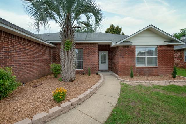 1968 Jessica Way, Navarre, FL 32566 (MLS #847526) :: Counts Real Estate on 30A