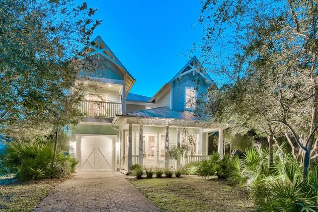 206 S Gulf Drive, Santa Rosa Beach, FL 32459 (MLS #847527) :: Somers & Company