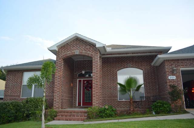 205 Eleases Crossing, Crestview, FL 32539 (MLS #847536) :: RE/MAX By The Sea