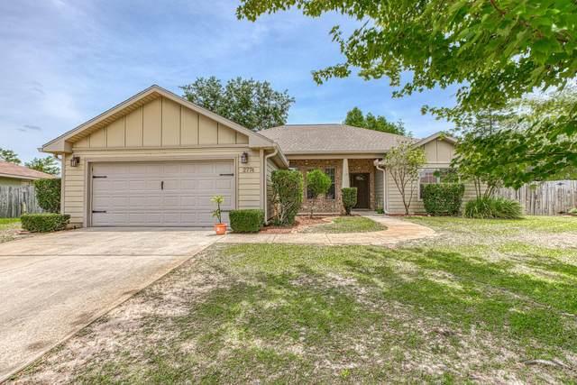 2774 Lakes Edge Lane, Navarre, FL 32566 (MLS #847544) :: Classic Luxury Real Estate, LLC