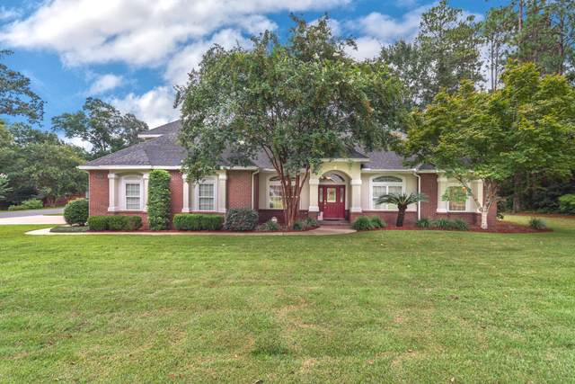 5833 Hunting Meadows Drive, Crestview, FL 32536 (MLS #847554) :: RE/MAX By The Sea