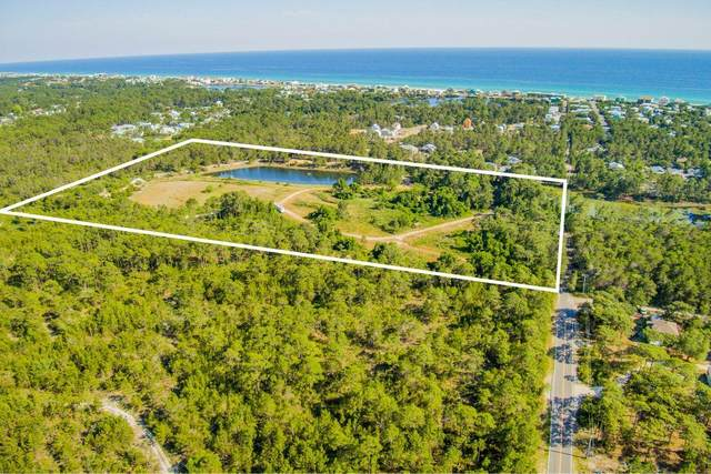 Lot 17&18 Sugar Drive, Santa Rosa Beach, FL 32459 (MLS #847596) :: The Beach Group