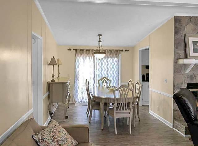 245 Blue Bell Circle, Santa Rosa Beach, FL 32459 (MLS #847618) :: Beachside Luxury Realty
