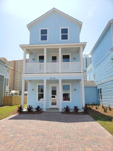 5113 Beach Drive, Panama City Beach, FL 32407 (MLS #847656) :: Counts Real Estate Group