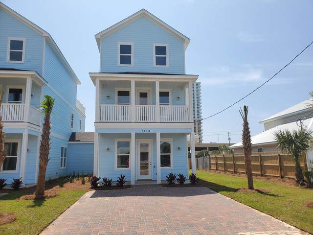 5113B Beach Drive B, Panama City Beach, FL 32407 (MLS #847657) :: Somers & Company