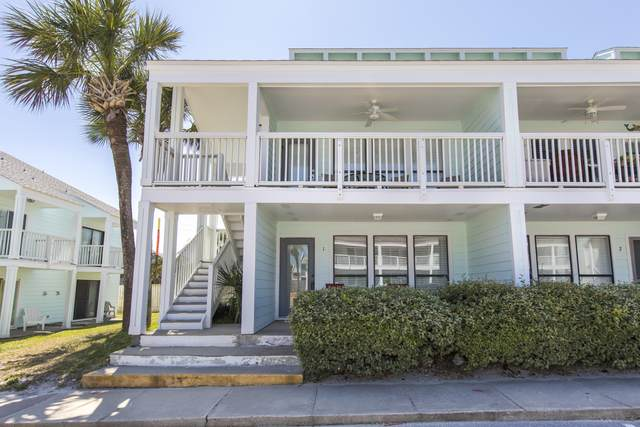 17670 Front Beach Road Unit K1, Panama City Beach, FL 32413 (MLS #847680) :: Berkshire Hathaway HomeServices Beach Properties of Florida