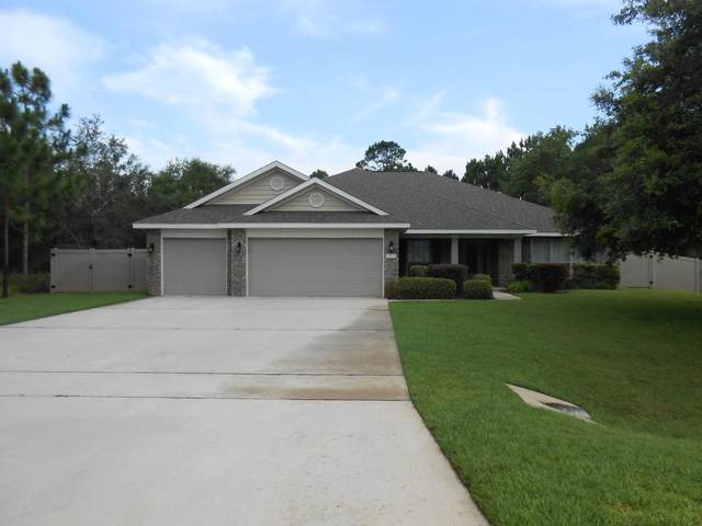 7235 Frankfort Street, Navarre, FL 32566 (MLS #847706) :: Coastal Lifestyle Realty Group