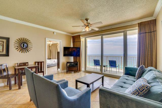9450 S Thomas Drive # 2003C, Panama City Beach, FL 32408 (MLS #847723) :: RE/MAX By The Sea