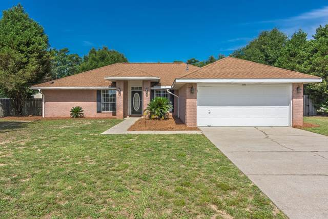 101 Steeplechase Drive, Crestview, FL 32539 (MLS #847764) :: Better Homes & Gardens Real Estate Emerald Coast