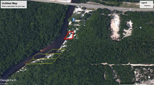 XXX E Hwy 90, Crestview, FL 32539 (MLS #847772) :: RE/MAX By The Sea