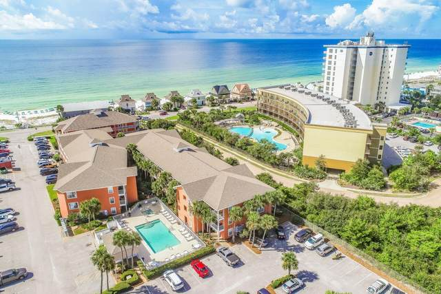 2830 Scenic Gulf Drive #307, Miramar Beach, FL 32550 (MLS #847778) :: Better Homes & Gardens Real Estate Emerald Coast