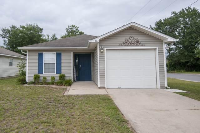 402 Alabama Street, Crestview, FL 32536 (MLS #847780) :: Somers & Company