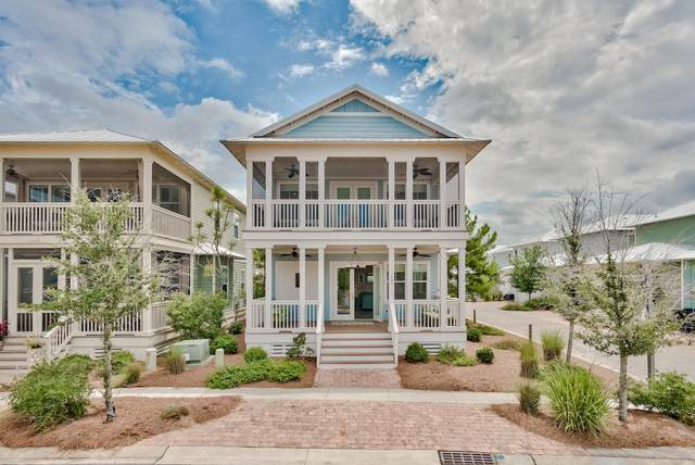 260 Flatwoods Forest Loop, Santa Rosa Beach, FL 32459 (MLS #847789) :: Counts Real Estate on 30A