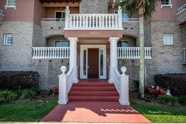 240 SE Brooks Street Unit D201, Fort Walton Beach, FL 32548 (MLS #847794) :: Classic Luxury Real Estate, LLC