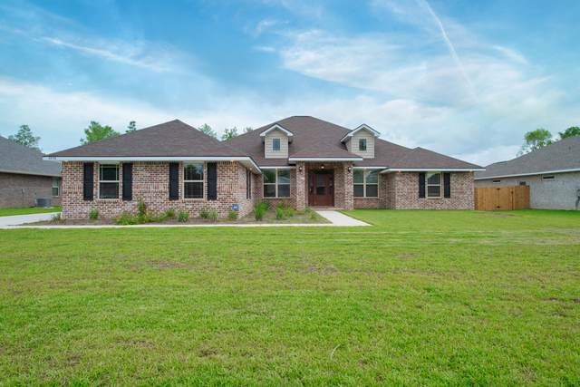8856 Clearbrook Drive, Milton, FL 32583 (MLS #847875) :: Coastal Lifestyle Realty Group