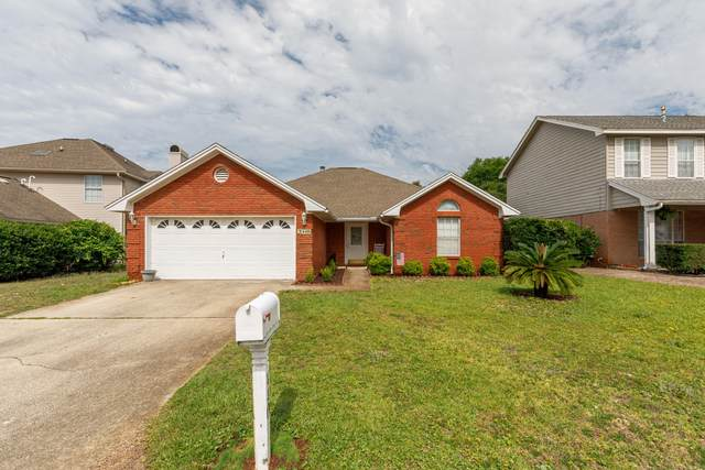 440 Forest Glen Place, Mary Esther, FL 32569 (MLS #847881) :: Classic Luxury Real Estate, LLC