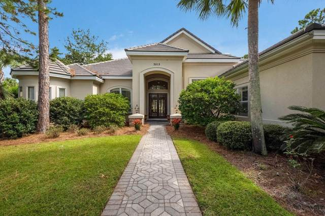 3513 Burnt Pine Lane, Miramar Beach, FL 32550 (MLS #847905) :: Berkshire Hathaway HomeServices Beach Properties of Florida