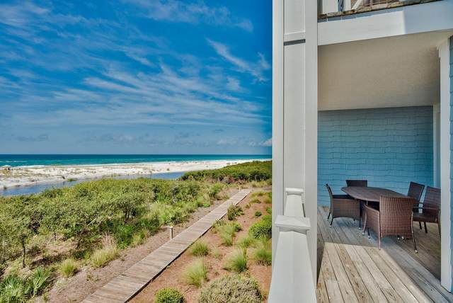 100 S Bridge Lane Unit 103C, Inlet Beach, FL 32461 (MLS #847913) :: RE/MAX By The Sea
