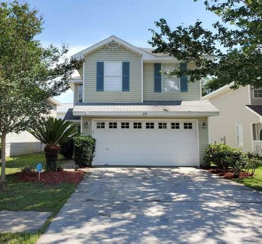 203 Twin Lakes Lane, Destin, FL 32541 (MLS #847975) :: Somers & Company