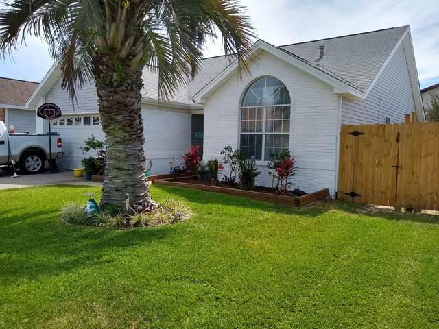 240 Nautica Way, Destin, FL 32541 (MLS #847986) :: Berkshire Hathaway HomeServices Beach Properties of Florida